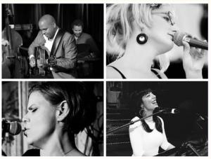 Johan Leijonhufvud, Malena Stark Duo, Lisa Frangeur Trio