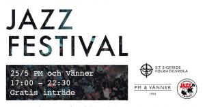 Jazzfestival PM & Vänner
