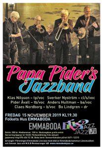 Papa Pider´s Jazzband